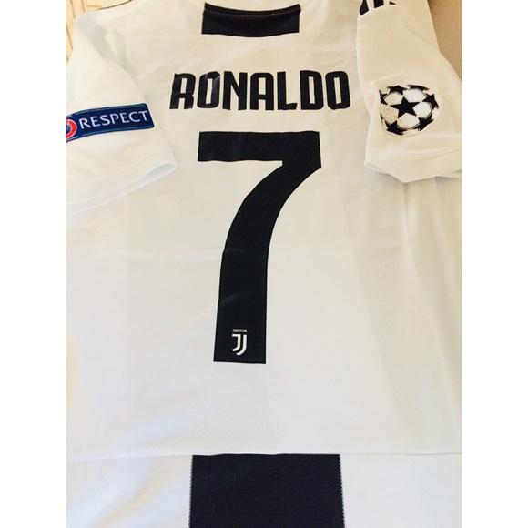 buy popular 68dec 03b32 Cristiano Ronaldo Juventus Jersey NWT